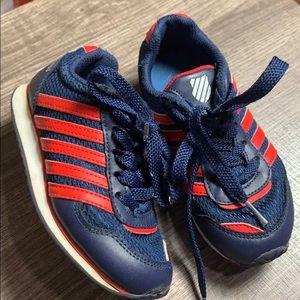 ⭐ 4/$25  Kids K-Swiss sneakers 11